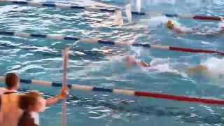 Régionaux Hiver 2014 : Andreas ARCENS 200m NL