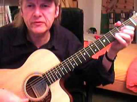 Roy Orbison You got it Guitar Lesson by Siggi Mertens - YouTube