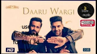 Gambar cover daru barge 8d audio song by 3d blow music