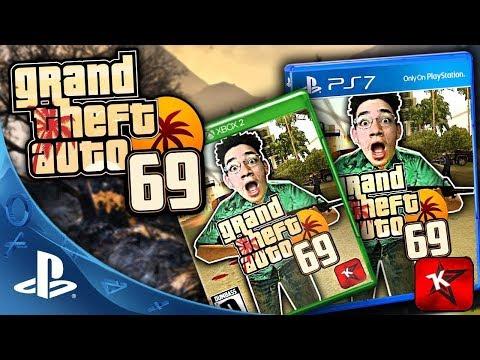 I GOT GTA 69 EARLY (from RockStar Games Themselves) (Sernandoe Parody)