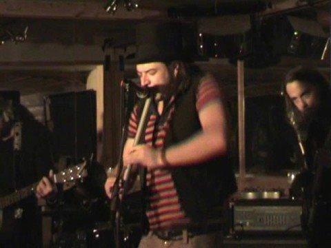 Irish Celtic Cornish Folk Rock - Mad Dog MCrea Perranporth