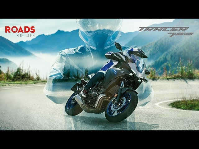2020 Yamaha Tracer 700. It's your Turn.