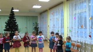 Детский оркестр.