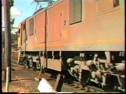 Train Enthusiast's Video Diary 1985-03-22