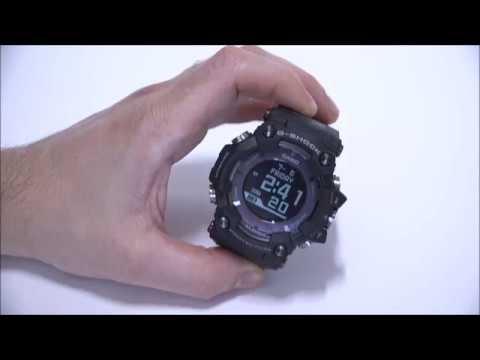 a8d22c1ef Casio G-Shock Rangeman GPRB1000-1 Bluetooth GPS Watch Review ...