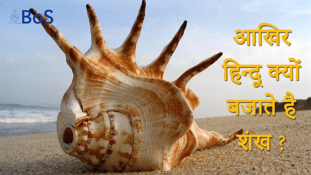 हिन्दू धर्म में शंख का क्या महत्व है? | Shankh bajane ka Mahtav | Shankh kyu bajate hai
