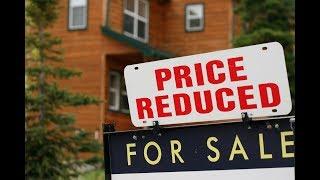 США 5423: Недвижимость в США - замедлились продажи. Как страшно жить.