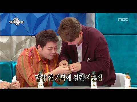 [HOT] Radio Star Hair fight! (Exceptional seaweed fulvescens vs hair), 라디오스타 20181017