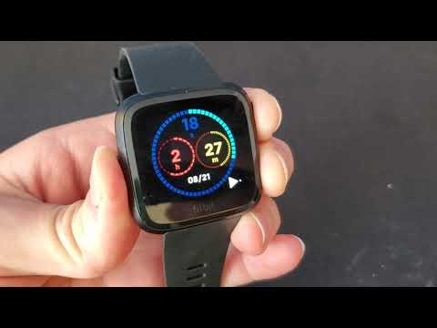 Repeat Hard Reset On Fitbit Versa by Do It Yourself Home