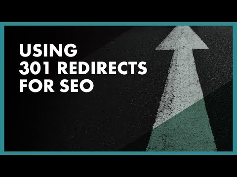 Using 301 Redirects for SEO