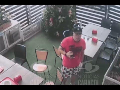 Download Paso a paso: así quedó registrado el homicidio del fiscal Alcibíades Libreros en Cali