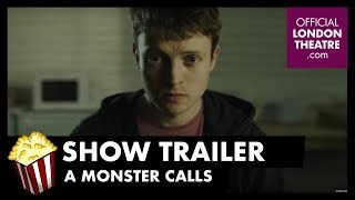 Trailer: A Monster Calls at the Old Vic Theatre