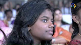 Mukkala Mukkabulla Song - Mano,Sravana Bhargavi Performance in ETV Swarabhishekam - 3rd Jan 2016