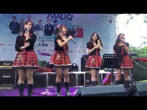 JKT48 Acoustic performance @ Waterbom Jakarta_28102017