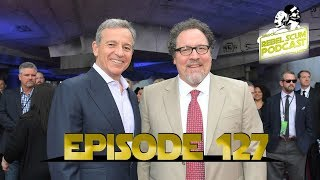 Jon Favreau Next President Of LUCASFILM? Phantom Menace 20 Years old! Rebel Scum Podcast 127
