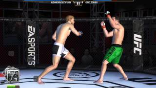 EA SPORTS UFC Alexander Gustafsson VS Chael Sonnen