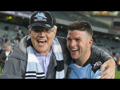 NRL Highlights: Cronulla Sharks v Penrith Panthers - Finals Week 2