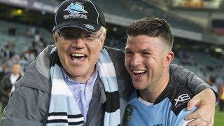 NRL Highlights: Cronulla Sharks v Penrith Panthers - Finals Week 2