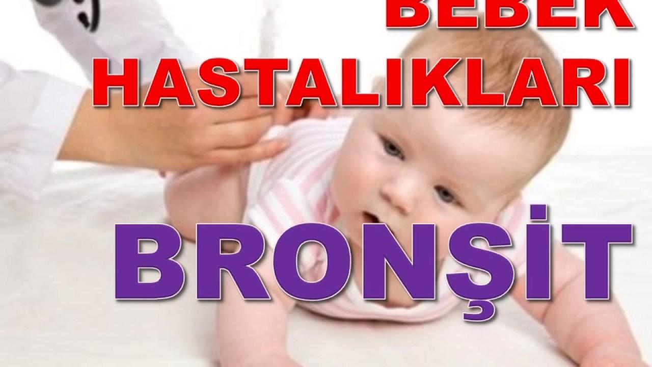 Bebeklerde Kronik Bronşit Hastalığı Ve Tedavisi