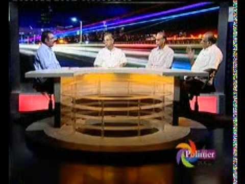 Americai Narayanan in Polimer TV
