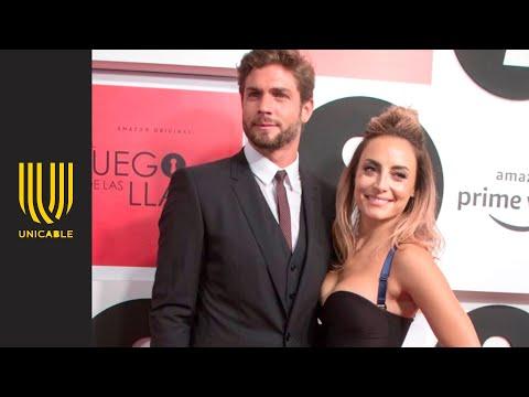 Marimar Vega y Horacio Pancheri confirman el fin de su relación   Con Permiso   Unicable