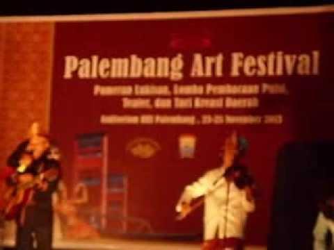 Penutupan Palembang Art Festival 2013