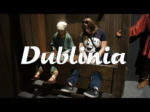 Dublinia - Viking and Medieval Dublin Museum~