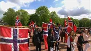 17 Mai - Barnetog Oslo 2012