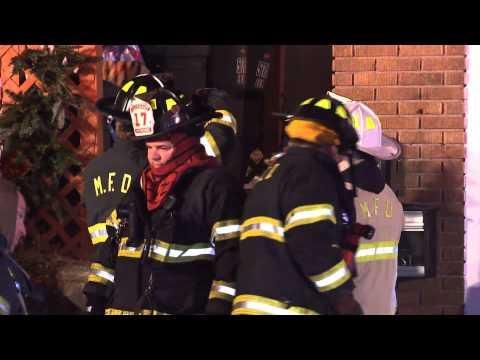 Maywood New Jersey Fire 575 Elm Street