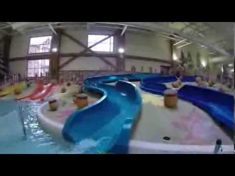 Great Wolf Lodge - Cincinatti/Mason, Ohio - Waterpark Fun!