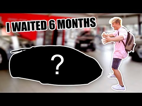 Thumbnail: FINALLY BUYING MY ITALIAN DREAM CAR **DO YOU LIKE IT?**