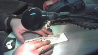 Mini Grandfather Clock - Main Body Fretwork