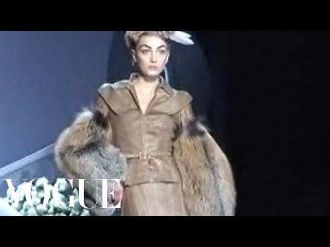 Fashion Show – Christian Dior: Fall 2007 Ready-to-Wear