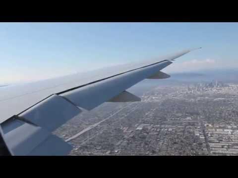 Vol AA135 entre LHR et LAX en Boeing 777-300ER N730AN
