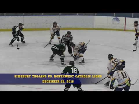 SHS Trojans Boys Hockey: December 23, 2016
