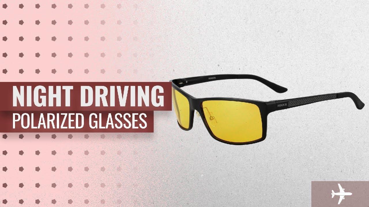 d9fe641e2d1 Night Driving Polarized Glasses For Men