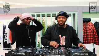 Amapiano Live Balcony Mix Africa 26 ( YAWA Africa - Pop up Store)