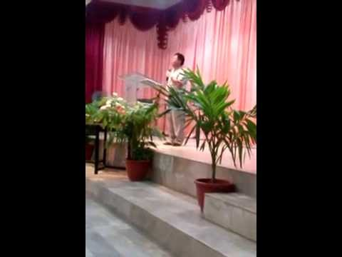 Sermon topic by Pastor C.T. Alaban