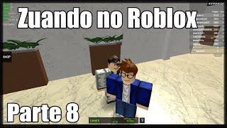 Zuando no Roblox - THE MAD MURDERER (Parte 1) - #8 (ft. Bacardi)