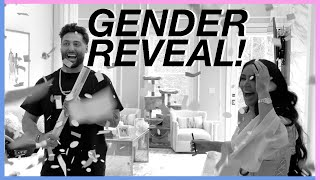 OUR GENDER REVEAL!!!