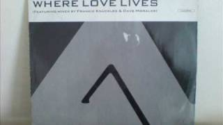 where love lives (sauna mix) - alison limerick - 1991