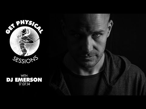 Get Physical Sessions Episode 34 with DJ Emerson