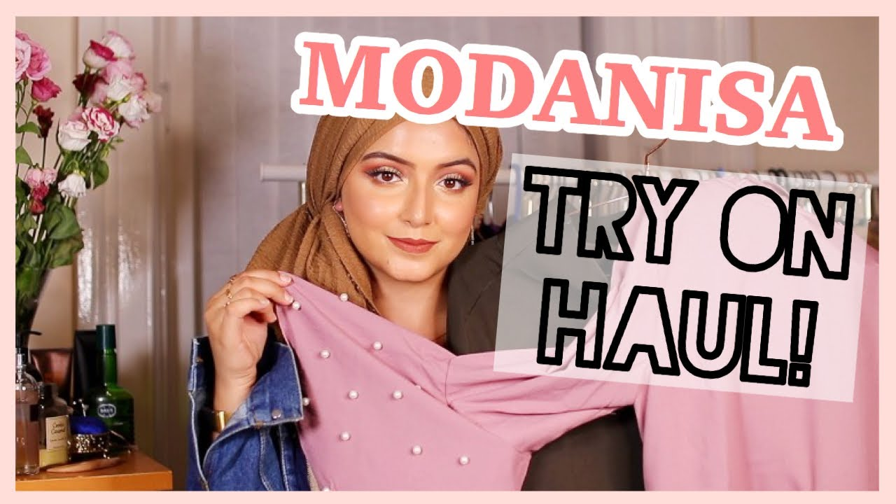 [VIDEO] - MODANISA TRY ON HAUL 2019 | MODEST OUTFIT IDEAS | CO-ORDS, HIJABS AND SLEEVES?! 3