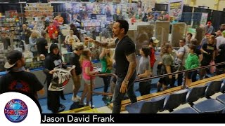 Jason David Frank makes an appearance at Garden State Comic Fest 2016