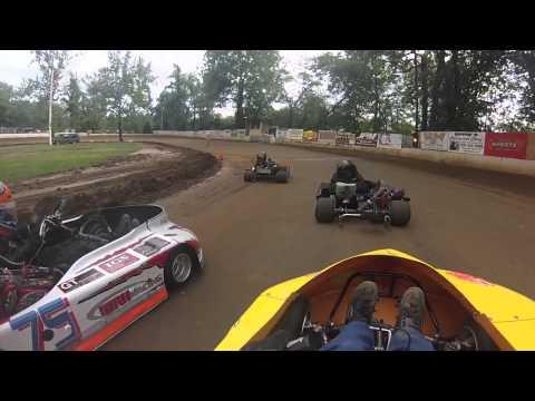 Jax Yohn Racing - Shellhammers Speedway June 14, 2014