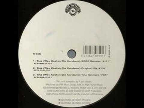 DJ Acesone (Dorpzicht) - Tina