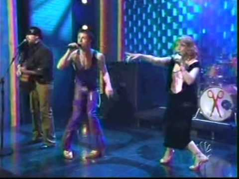 Scissor Sisters on Conan O'Brien - 'Take Your Mama'