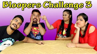 Bloopers Challenge Part 3 | Hungry Birds
