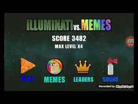 Da front will be mine/illuminati vs memes ep3