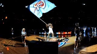 Oklahoma City Thunder Top 10 Plays of the 2011-2012 Regular Season